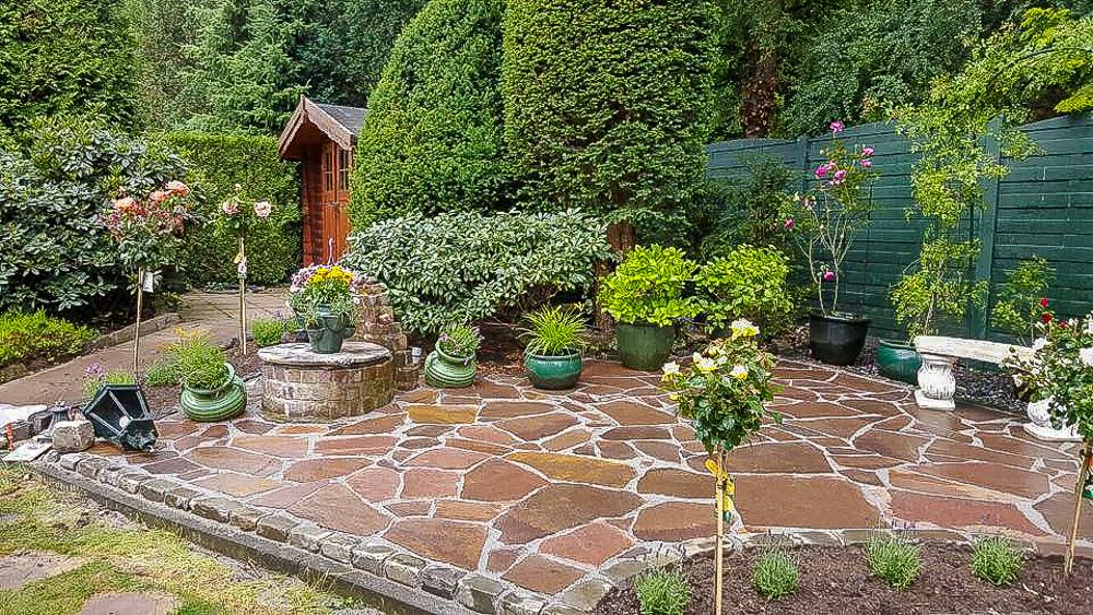 Gartenbau Spicks Start